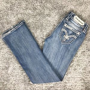 Rock Revival Irene Easy Boot Cut Jeans